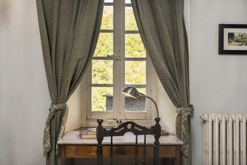 Chambre Clio - La Muse - Retraite d'artistes et d'écrivains