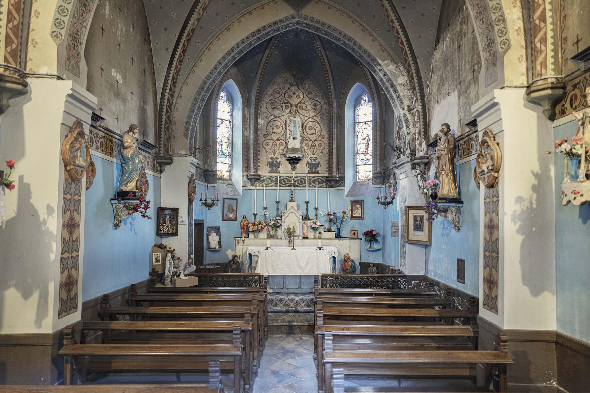 Chapelle - La Muse - Retraite d'artistes et d'écrivains