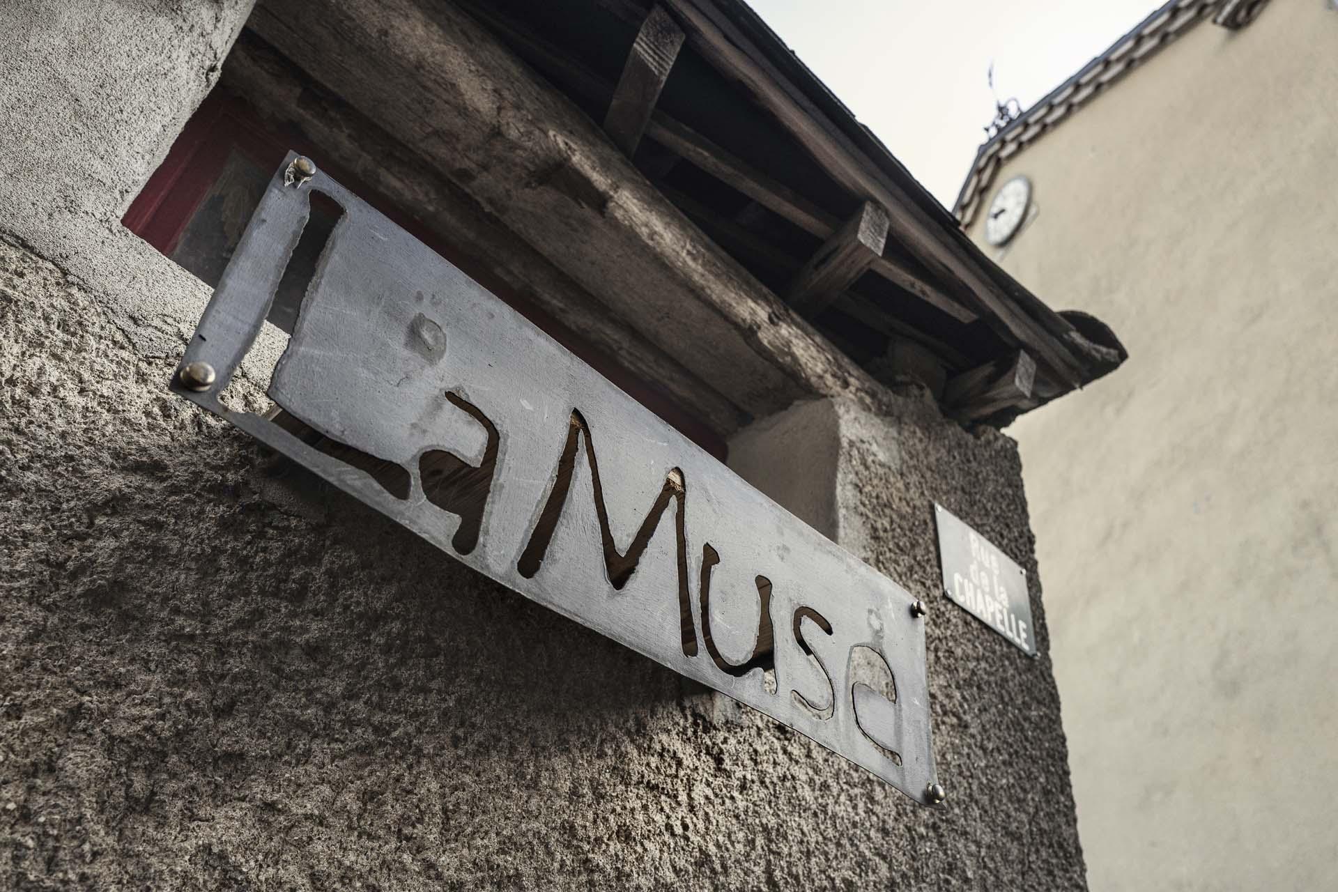 La Muse - Retraite d'artistes et d'écrivains